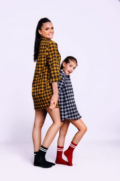 Mother and Daughter Matching Outfits